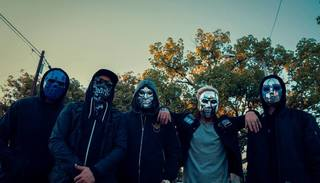 Hollywood Undead | Do 08. Februar 2018 | x-tra, Zürich