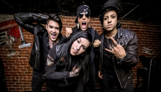 Escape The Fate | Mo 29. Januar 2018 | Konzertfabrik Z7, Basel