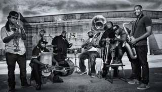 Hot 8 Brass Band | Do 02. November 2017 | Kaserne, Basel