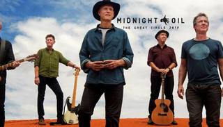 Midnight Oil | Mi 12. Juli 2017 | Volkshaus, Zürich