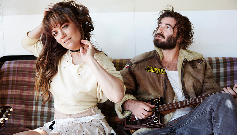 Angus & Julia Stone | Do 26. Oktober 2017 | Samsung Hall, Zürich