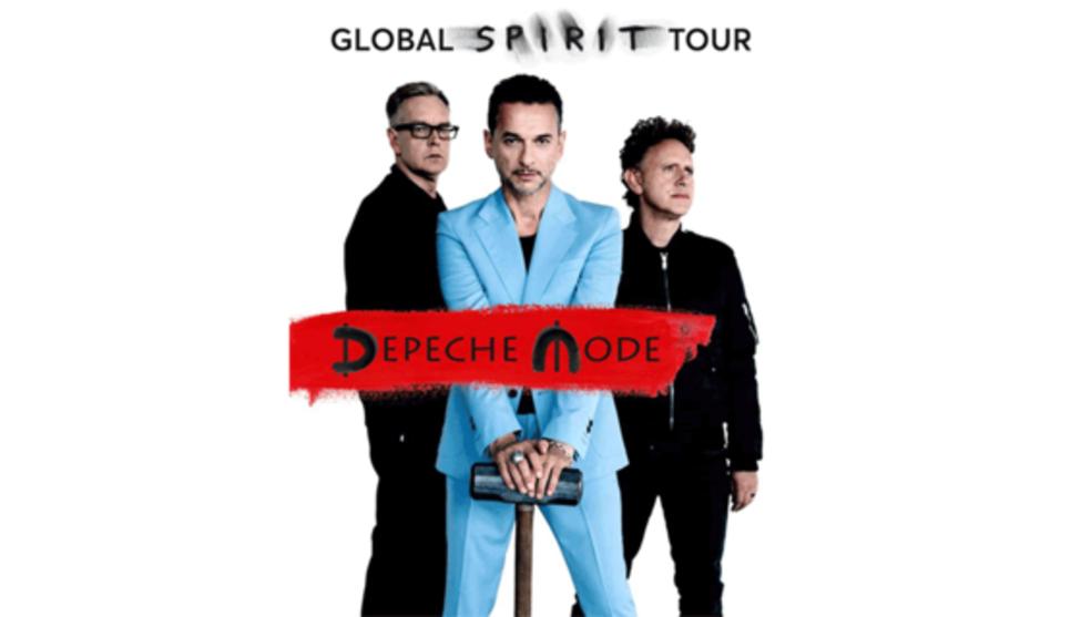 Depeche Mode | So 18. Juni 2017 | Stadion Letzigrund, Zürich
