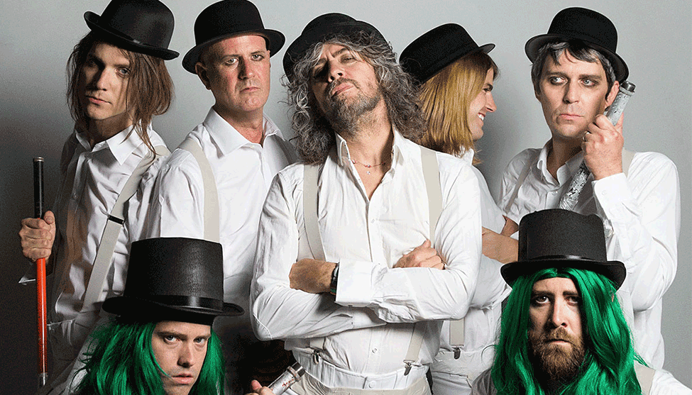 The Flaming Lips » Tickets gewinnen