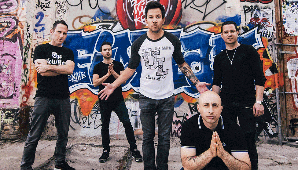 Simple Plan » Tickets gewinnen