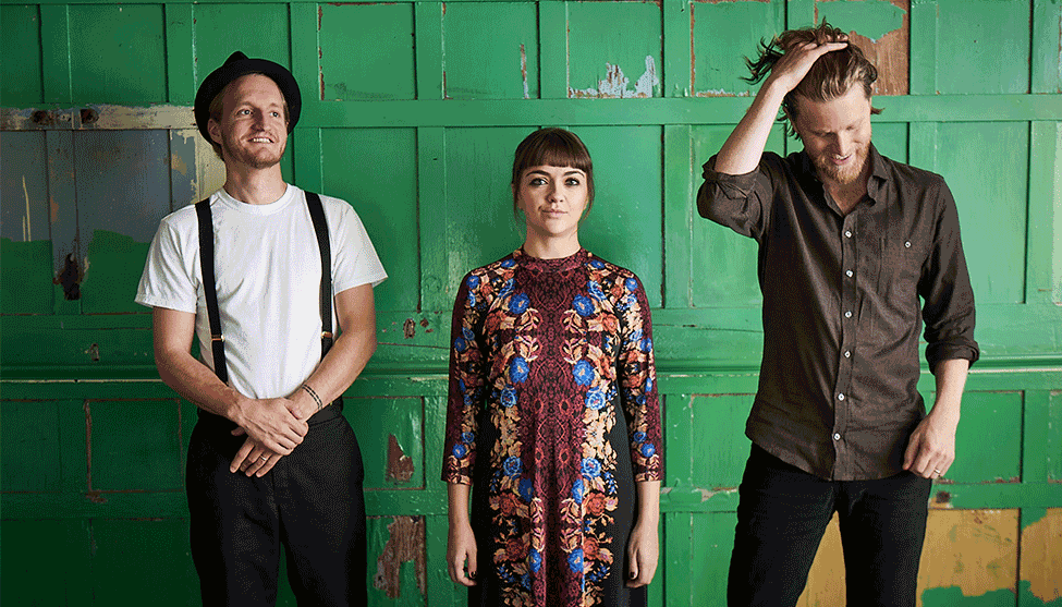 The Lumineers » Tickets gewinnen