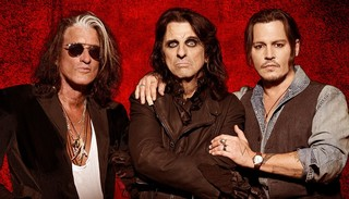 Hollywood Vampires | Sa 28. August 2021 | Riverside Open Air Aarburg,