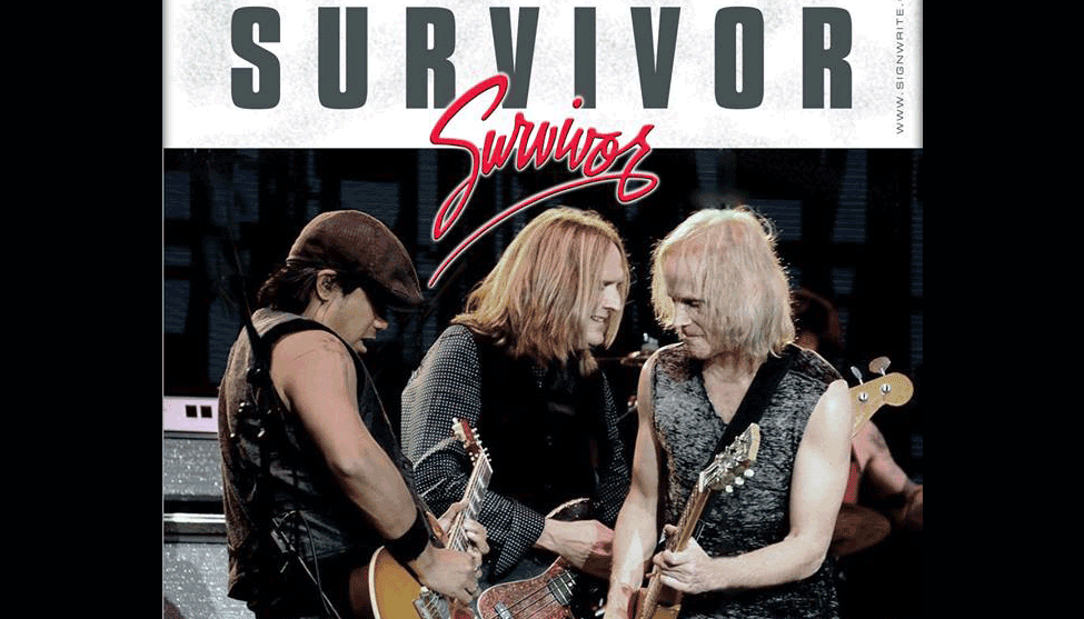 Survivor | Fr 31. August 2018 | Riverside Open Air Aarburg 2018,