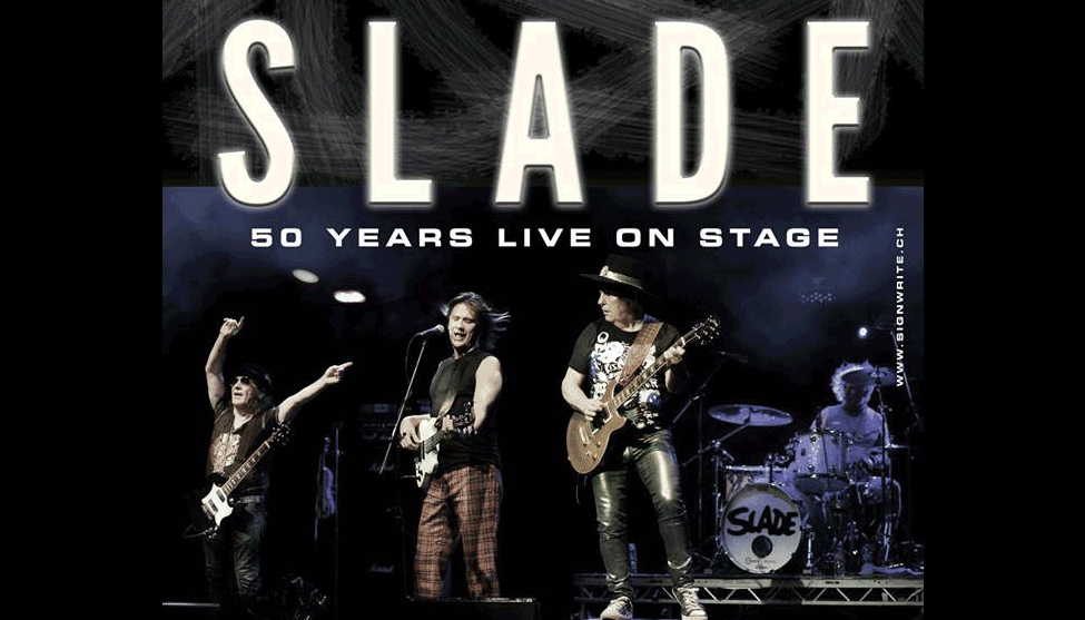 Slade | Fr 31. August 2018 | Riverside Open Air Aarburg 2018,