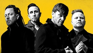 Shinedown | Do 15. November 2018 | Konzertfabrik Z7, Basel