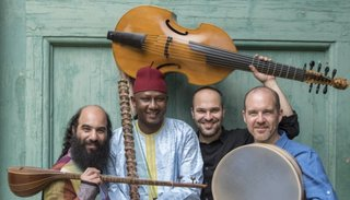 Constantinople & Ablaye Cissoko | Do 02. April 2020 | Cully Jazz Festival,
