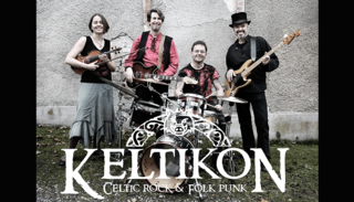 Keltikon | Fr 24. April 2020 | Mahogany Hall, Bern