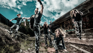 Sabaton | So 29. August 2021 | Riverside Open Air Aarburg,