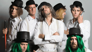 The Flaming Lips | Fr 30. August 2019 | Festival Nox Orae,