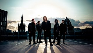 New Model Army | Sa 13. November 2021 | Les Docks, Lausanne