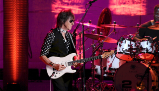 Jeff Beck | Do 21. Juni 2018 | Konzertfabrik Z7, Basel