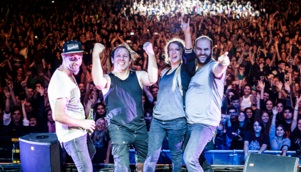Guano Apes | Sa 01. September 2018 | Riverside Open Air Aarburg 2018,