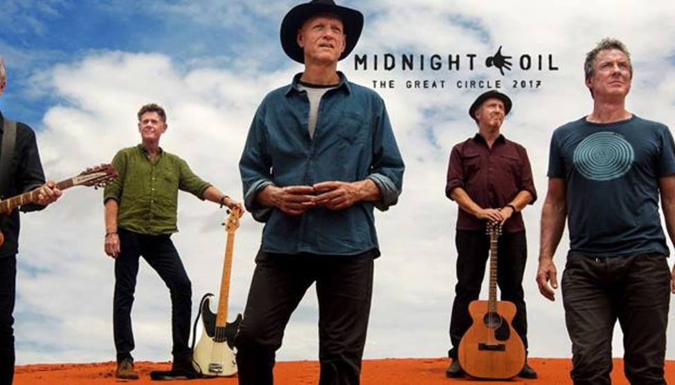Midnight Oil | Sa 15. Juni 2019 | Festi'neuch,