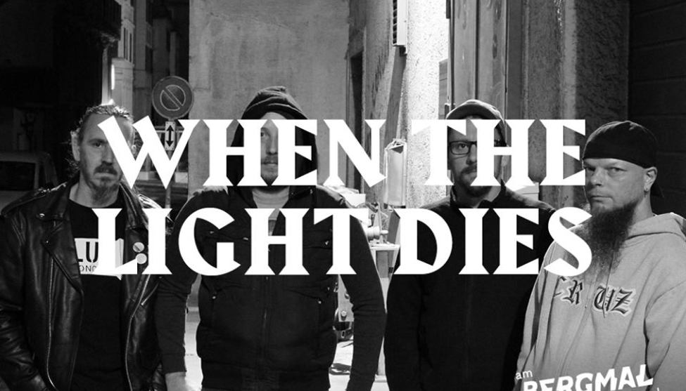 When The Light Dies | Sa 28. Oktober 2017 | bergmal Festival 2017,
