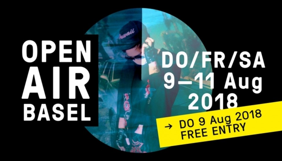 Open Air Basel 2018