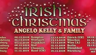 Angelo Kelly | Di 11. Dezember 2018 | Musical Theater, Basel