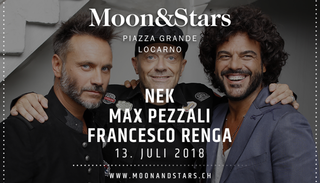 Francesco Renga | Fr 13. Juli 2018 | Moon&Stars 2018,