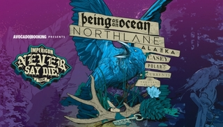Being As An Ocean | Sa 17. November 2018 | Konzertfabrik Z7, Basel