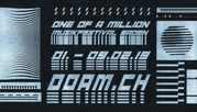 OOAM - one of a million musikfestival | Sa 02. Februar 2019 | OOAM - one of a million musikfestival, Baden
