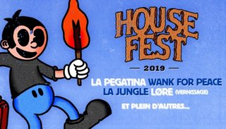 Wank For Peace | Sa 23. November 2019 | Nouveau Monde, Fribourg