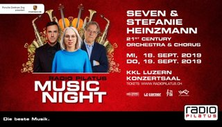 Seven | Do 19. September 2019 | KKL Luzern, Luzern