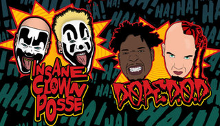 Insane Clown Posse | Sa 25. Januar 2020 | PTR - L'Usine, Genf
