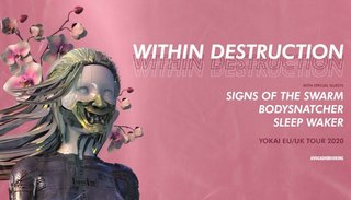 Within Destruction | Mo 09. November 2020 | KIFF, Saal, Aarau
