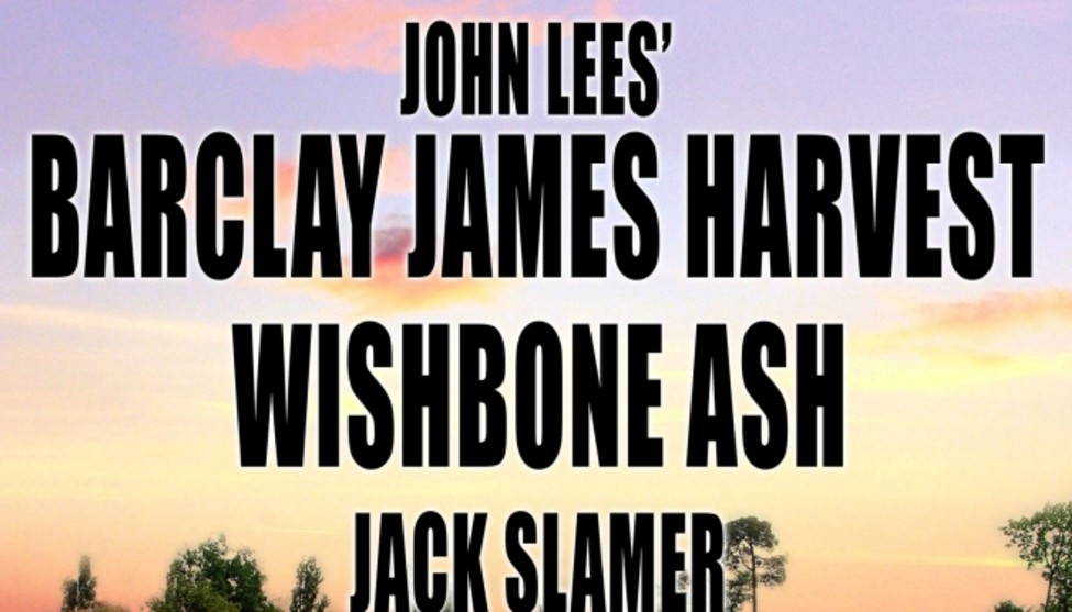Barclay James Harvest, Wishbone Ash + Jack Slamer » Tickets gewinnen