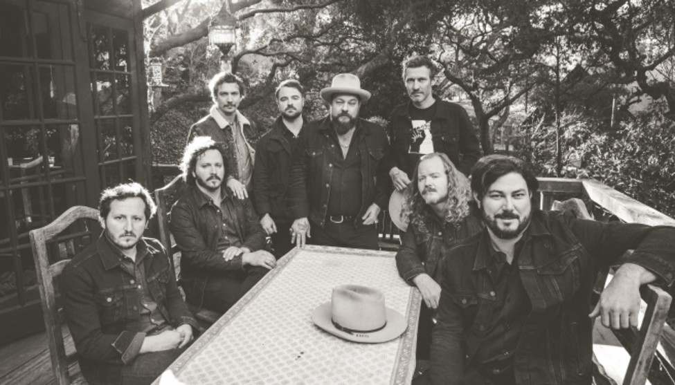 Nathaniel Rateliff & The Night Sweats » Tickets gewinnen
