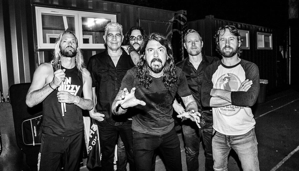 Foo Fighters » Tickets gewinnen
