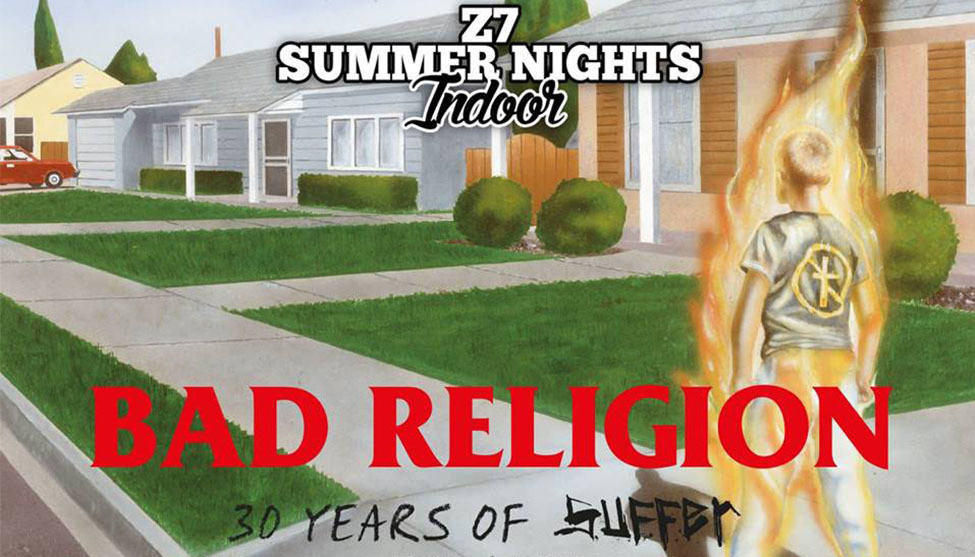 Bad Religion » Tickets gewinnen