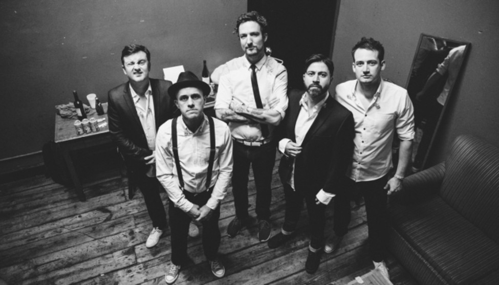 Frank Turner + The Sleeping Souls » Tickets gewinnen
