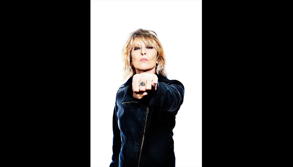 Chrissie Hynde & The Valve Bone Woe Ensemble » Tickets gewinnen