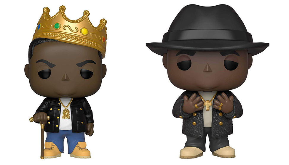 Notorious B.I.G. » Funko Pop! Figuren gewinnen